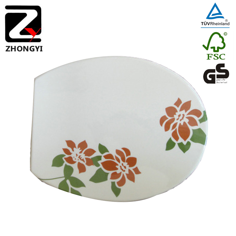 beautiful decorative toilet seat cover