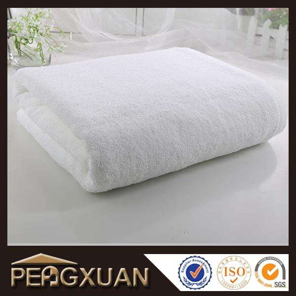 100% Cotton Soft Towel for Beach White Stock Towel Wholesale Towel 100% Cotton