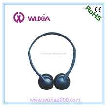 3.5mm Audio Jack Stereo Disposable Airline Headset