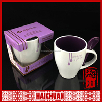 HCC promotional gift mug heating temperature color changing cup