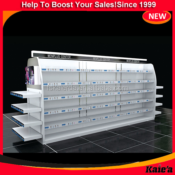 2015 retail medical store display furniture