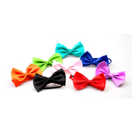 Fashion cute bow tie dress accessories pet dog Bichon Tactic Bomei pet products