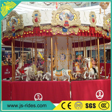 carousel horses plastic with carousel music box