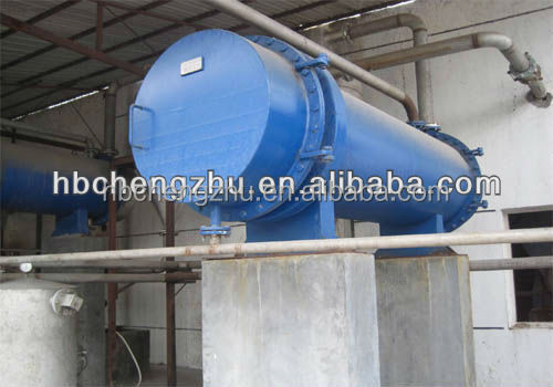 poultry waste rendering & processing equipment-condensor