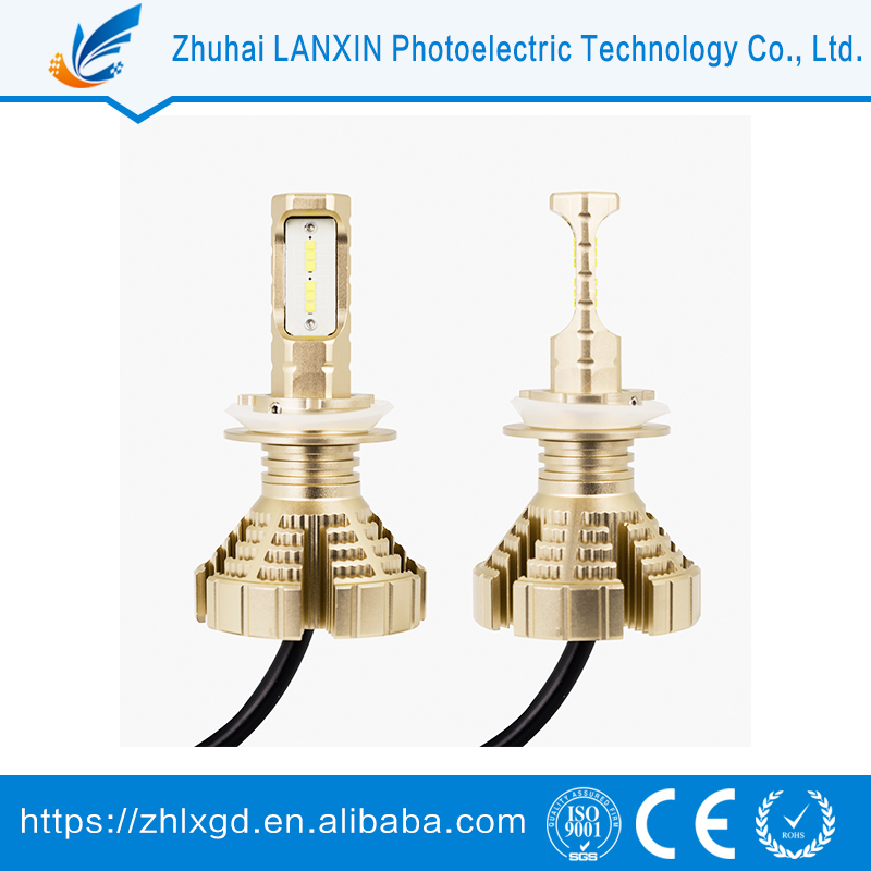Wholesale China market gold-H15 auto led headlight bulbs
