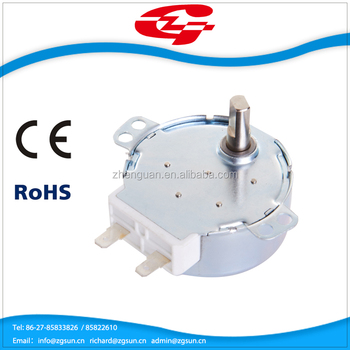 Custom Speed Hysteresis Synchronous Motor Manufacturer