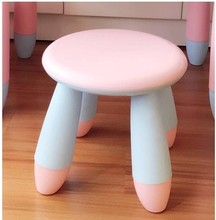 Customized Good Quality Sell Well New PP colorful kids plastic stools