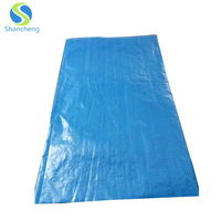 Colorful Wholesale Low Price 50kg Plastic Packaging Cement Bag Woven Bag