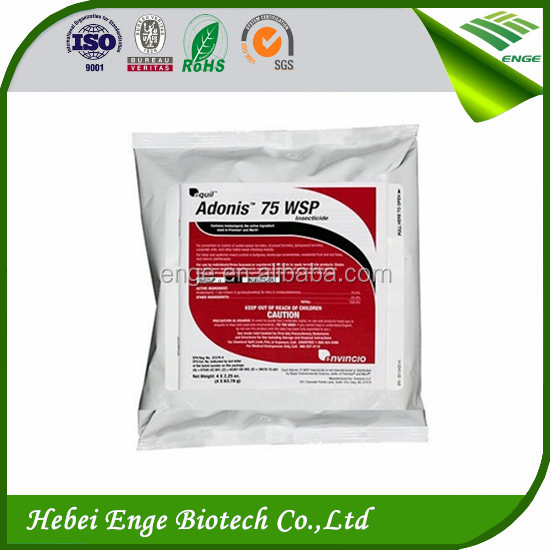 High efficiency insecticide imidacloprid 70 WG for termite pest control