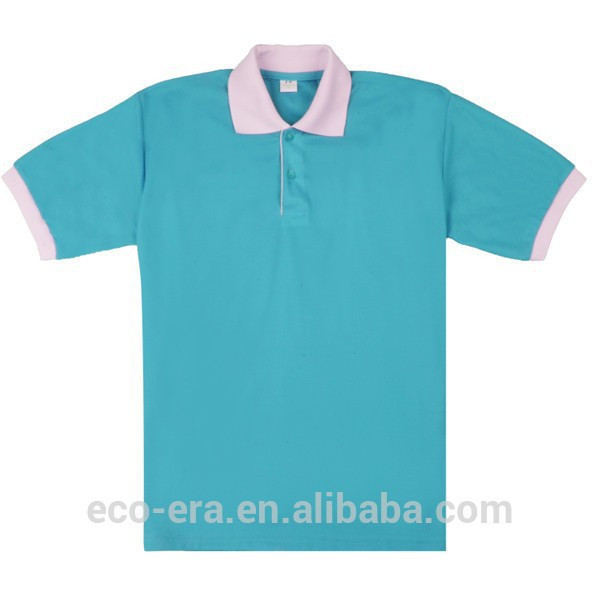 180g 100% Polyester Color Collar Polo <strong>T</strong> <strong>shirt</strong> Best Wholesale Website Allow To Mixed Colors Sizes Deliver Within 3 Days