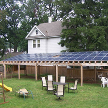High efficiency 2000 watt solar panels