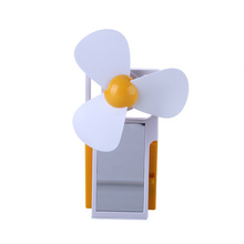 Plastic Mini Electric Hand Fan for Gift