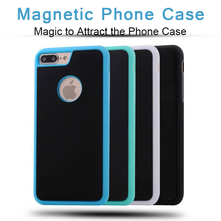 cheap phone case nano suction protective anti gravity case for iphone different mode