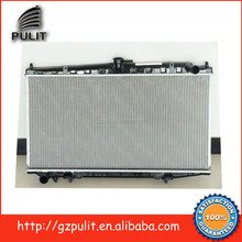 Aluminum car radiator and auto radiator for 1993-1998Nissan Bluebird U13 auto radiators OEM 21400-1E400