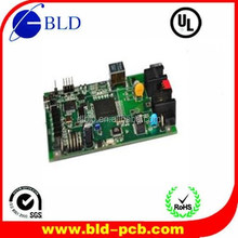OEM solar pcba, 2 layer PCB with components pcb assembly