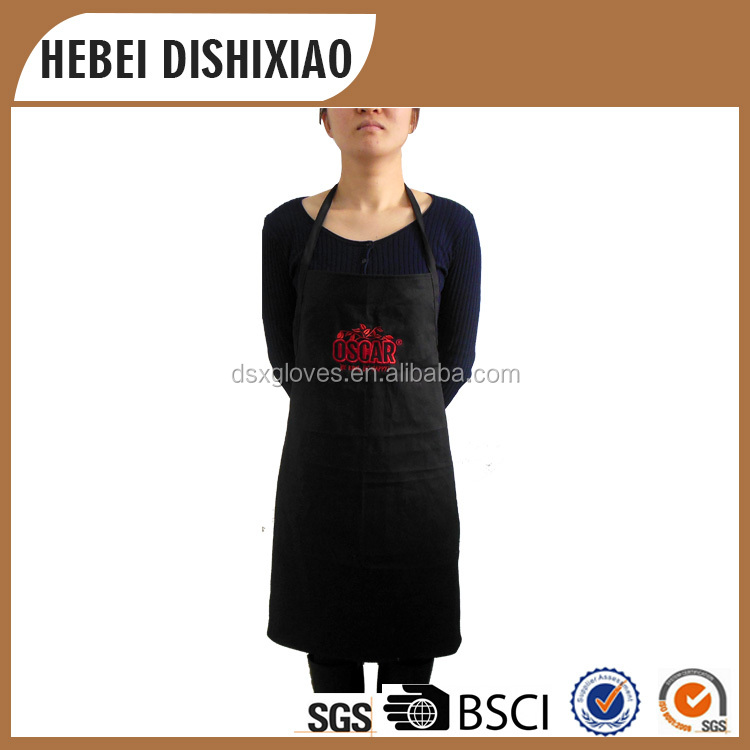 Promotional Apron Factory Price Custom Apron with Your Design Plain Apron for Adult and Kids