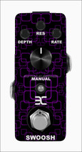 extreme effect pedals flanger for music