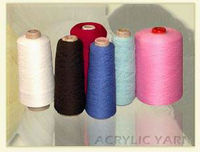 100% ACRYLIC HIGH BULK YARN