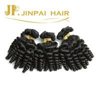 JP Hair Baby Curl Twists Natural Black Hair Baby Curly Human Bundles