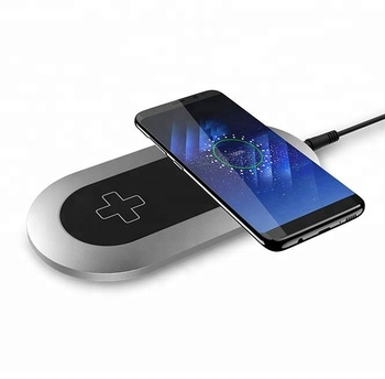 dual wireless charger receiver QI Wireless Charger for iPhone for Samsung