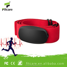 ANT+Bluetooth HRV heart rate monitor with RR interval heart rate chest belt