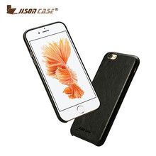 Best Case for iPhone 6 Genuine Leather Back Cover Mobile Phone Case Handmade & Luxury in China