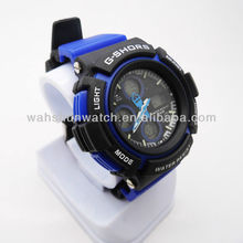Best selling plastic 10 ATM waterproof sport watch