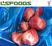 2014 New Crop IQF Frozen Strawberry FRUIT in bulk A13