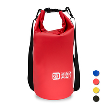 Custom Logo Outdoor Camping Lightweight PVC Floating Ocean Pack Dry Bag