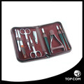 Three Seven Travel Manicure Pedicure Grooming Kit Set - Nail Clipper Lifetime Warranty