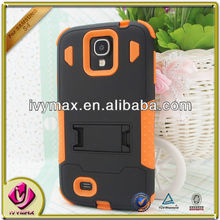 Hybrid back cover for samsung galaxy s5 cell phone