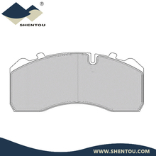 Car Iveco Spare Parts Disc China Brake Pads 299 .2336 10100300050