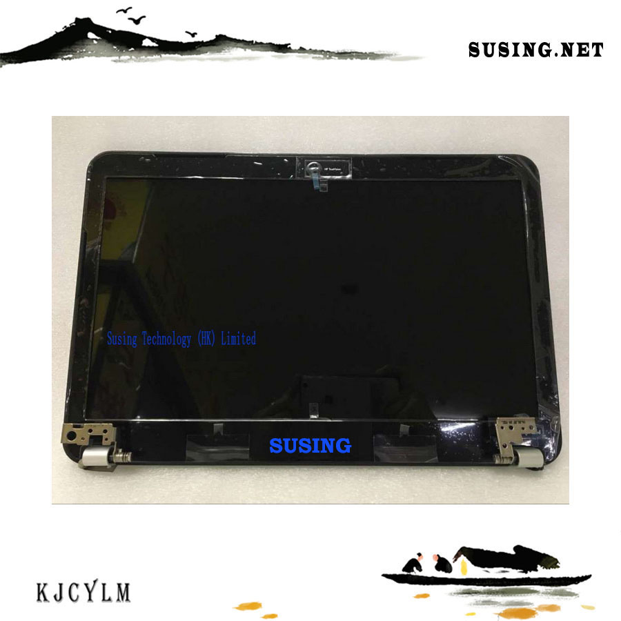 For HP pavilion DM4 Upper half part assembly LCD with touch screen