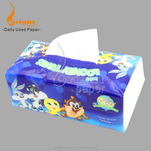 Travel Pack facial Tissue