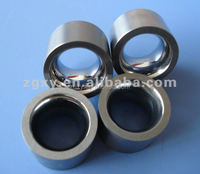 Tungsten carbide sleeves and bushings for bearing