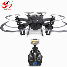 Hot import toys Yizhan i6W WIFI FPV 3D Flip RC Hexacopter RTF photo drone With Camera