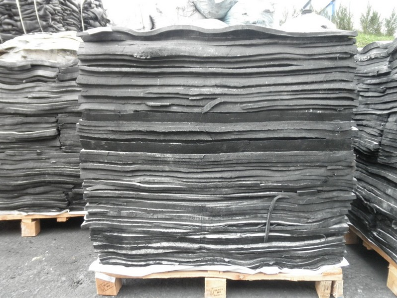 Good Quality High Tensile Reclaimed Rubber for Conveyor Belt