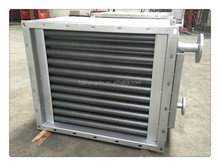 Air to Water Cooler Heat Exchanger Finned Tube Radiators Stainless Steel Finned Tube Steam Heater for Leather Production Drying