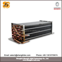 Stainles steel air cooler condenser