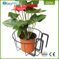 Fashion Factory Price Flower Pot Display Stand Gardening Display Shelf