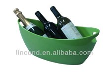 2013 Best selling Acrylic Plastic Ice Buckets For Bar And Night Clubs