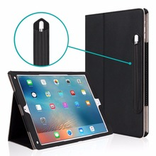 OEM Original Folio Stand Tablet Cover PU Leather Case for iPad