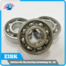 deep groove ball bearing 6203 open zz/z 2rs/rs goods in stock chrome steel from china