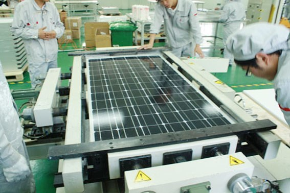 Turnkey project 60 MW solar panel production line used in solar energy system(quality guarantee)