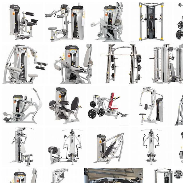 Commercial Exercise Equipment Brands: Brand New Hoist Gym Machine / Hoist Fitness Equipment