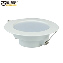 Good Quality High Lumen Recessed 9w Anti-glare Dimmable COB Led Downlight