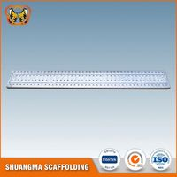 High quality customized size perforated steel plank