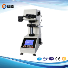 HVS-1000Z CE approved Auto Turret Digital Display Thin Metal Micro Vickers Hardness Tester