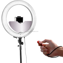 tezelong photo studio ring light led video light lamp digital photographic light 48w 5500k with 240pcs led beads for makeup