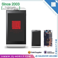 Passed Strictly QC Test LCD Display With Touch Screen Digitizer Assembly for Blackberry Z10